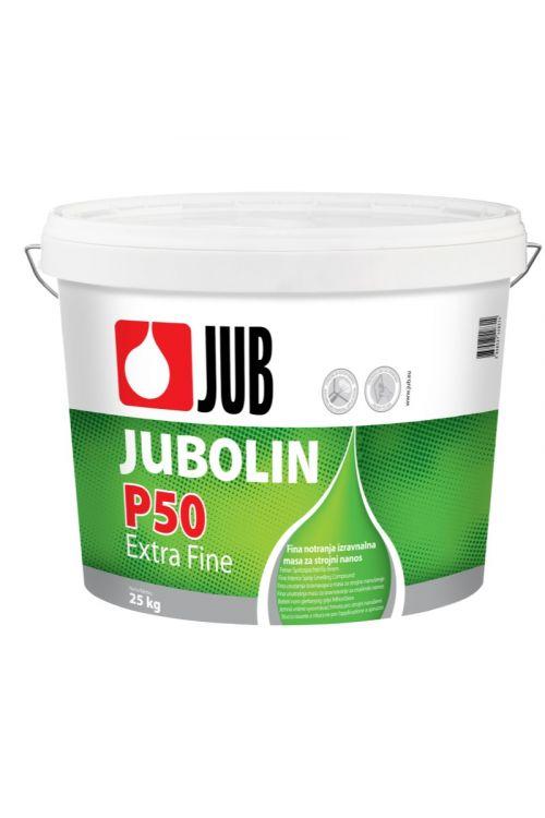 Izravnalna masa JUBOLIN P-50 Extra Fine (25 kg, za zelo fino glajenje predhodno izravnanih površin, visoka paroprepustnost)