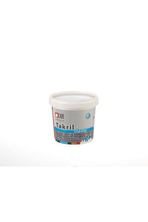 Barva za zaščito betona TAKRIL št. 1 (750 ml, visokoobstojna zaščita, odličen oprijem in pokrivnost, visoka CO2 zapornost, trajna vodoobstojnost, odporna proti obrabi in vremenskim vplivom)