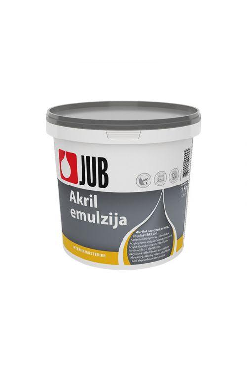 Akrilni osnovni premaz in plastifikator JUB AKRIL EMULZIJA (1 kg)