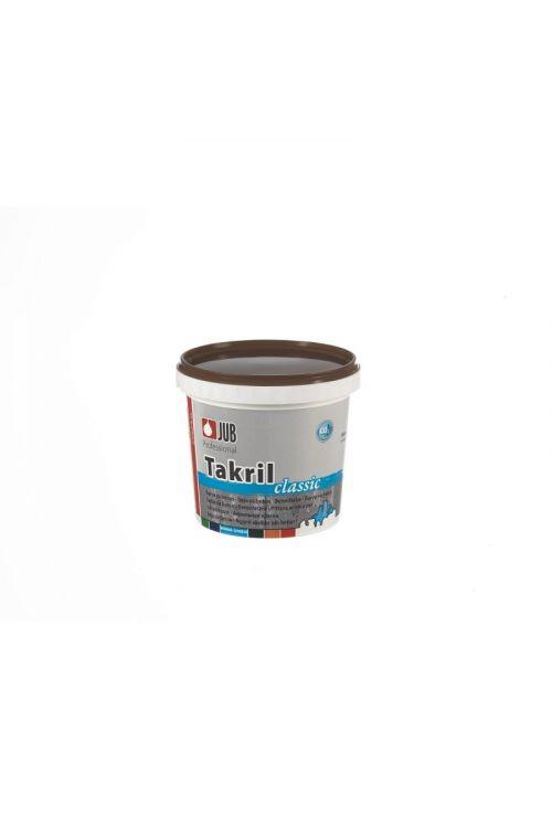 Barva za zaščito betona TAKRIL št. 6 rjava (750 ml, visokoobstojna zaščita, odličen oprijem in pokrivnost, visoka CO2 zapornost, trajna vodoobstojnost, odporna proti obrabi in vremenskim vplivom)