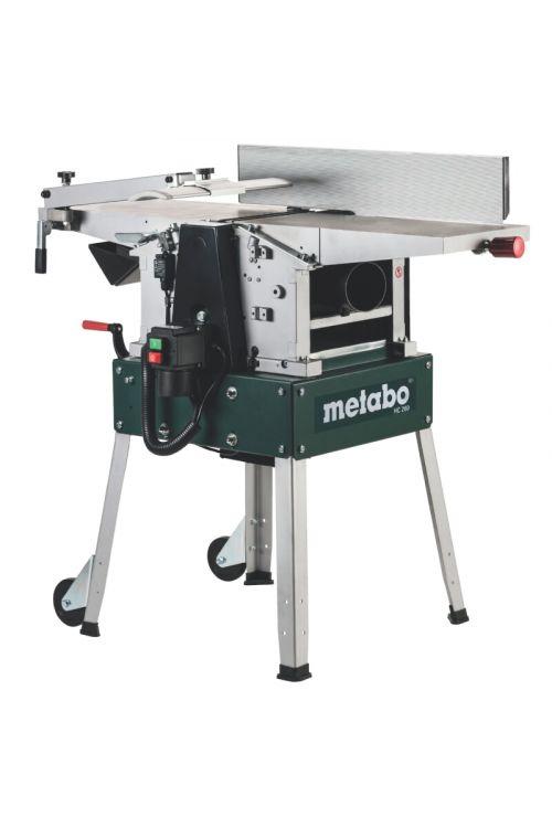 Poravnalka debelinka Metabo HC 260 C  (2.200 W, nastavljiva globina oblanja: 0–3.0 mm, višina prepusta: 260 cm, 6.500 vrt./min)