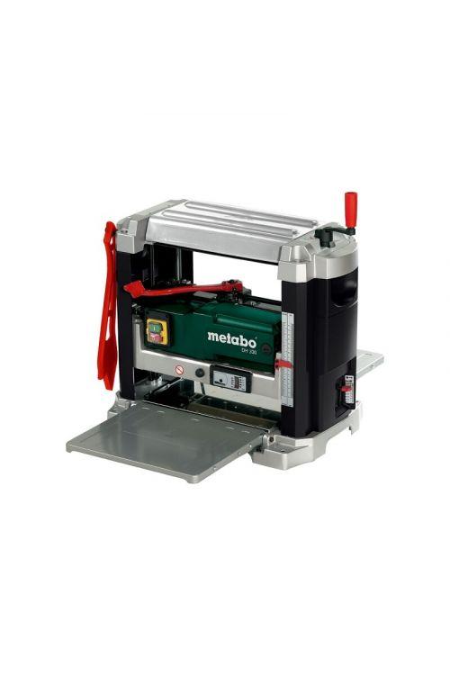 Namizni debelilni stroj Metabo DH 330 (1.800 W, nastavljiva globina oblanja: 0–3.0 mm, višina prepusta: 330 mm, 9.800 vrt./min)