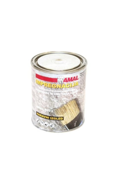 Impregnacija AMAL 1372 impregnacija naravni izgled  (750 ml, brezbarvna, naraven videz)