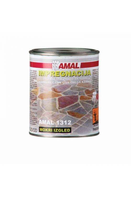 Impregnacija AMAL 1312 (5 l, brezbarvna, moker videz)_2