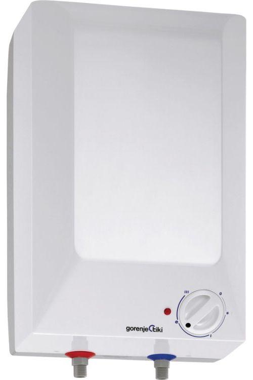 Grelnik vode Gorenje TEG5O (5 l, 2 kW, nizkotlačni, nadpultni, 39 x 25,6 x 21,3 cm)