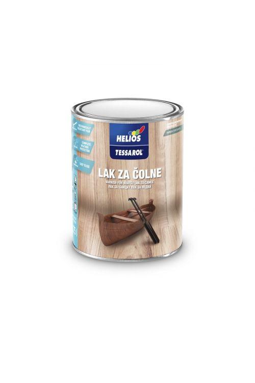 Lak za čolne TESSAROL 9341  (750 ml, zaščita lesa izpostavljenega vlagi in temperaturnim spremembam, za notranjo in zunanjo uporabo, brezbarven)