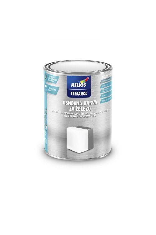 Osnovna barva za železo TESSAROL 9381 siva (750 ml, zaščita pred rjavenjem)