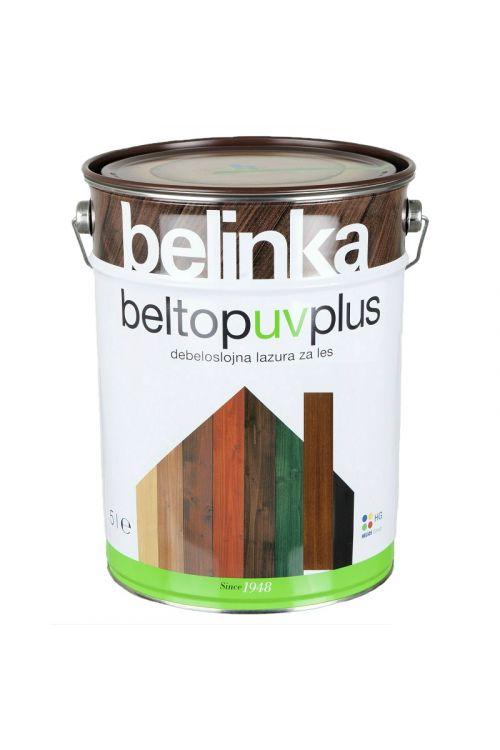 Debeloslojna lazura za les BELTOP S UV PLUS palisander (5 l, za zaščito lesa izpostavljenega močnim vremenskim vplivom)_2