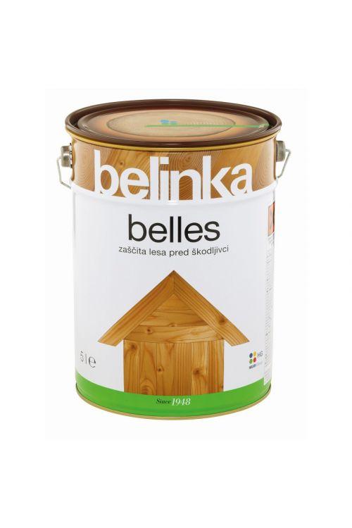 Impregnacija za les BELLES (5 l, osnovna zaščita pred biološkimi škodljivci, modrenjem, glivami in insekti)_2