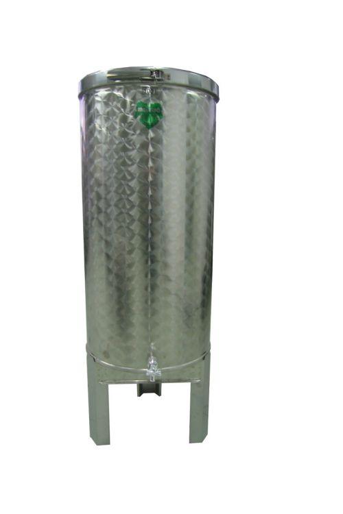 Sod za vino (nerjavno jeklo inox, 100 l)