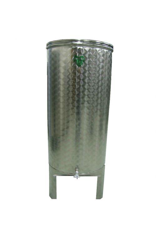 Sod za vino (150 l, nerjavno jeklo inox)