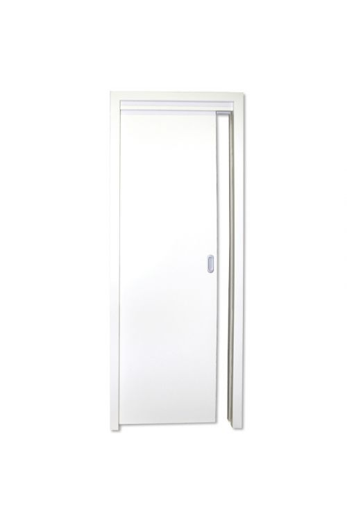 Vrata Quick Inžiniring (2000 x 850 mm, bela, drsna)