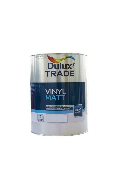 NOTRANJA STENSKA BARVA DULUX DIAMOND MATT BELA (2,5 l, disperzijska visokopokrivna barva z povečano odpornostjo na obrabo in pranje, idealna zamenjava za oljne barve - odporna, na vodni osnovi in brez vonja)_2