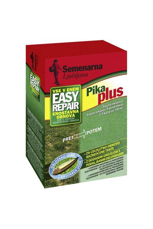 Mešanica semen za trato Pika plus (2,5 kg, za ca. 150 m²)