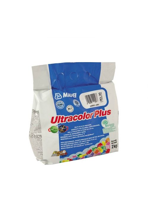 Fugirna masa Mapei Ultracolor Plus 110 manhattan (vodoodbojna fugirna masa, širine spoje: 2-20 mm, 2 kg)
