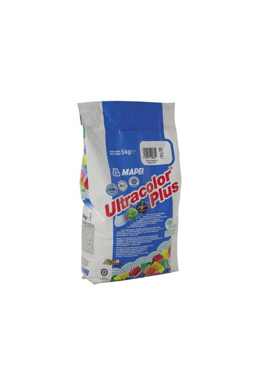 Fugirna masa Mapei Ultracolor Plus 113, cementno siva (5 kg)