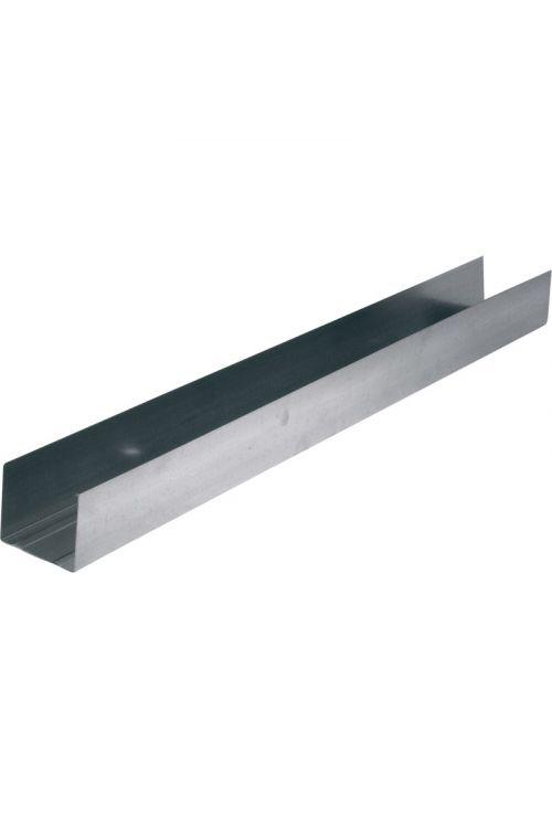 Profil za mavčne plošče Knauf UD (profil za mavčne plošče, 3000 mm)