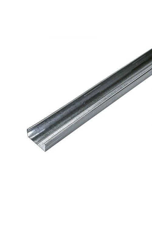 Profil za mavčne plošče Knauf CD 27/60 (60 x 270 x 0,6 x 4000 cm)_2