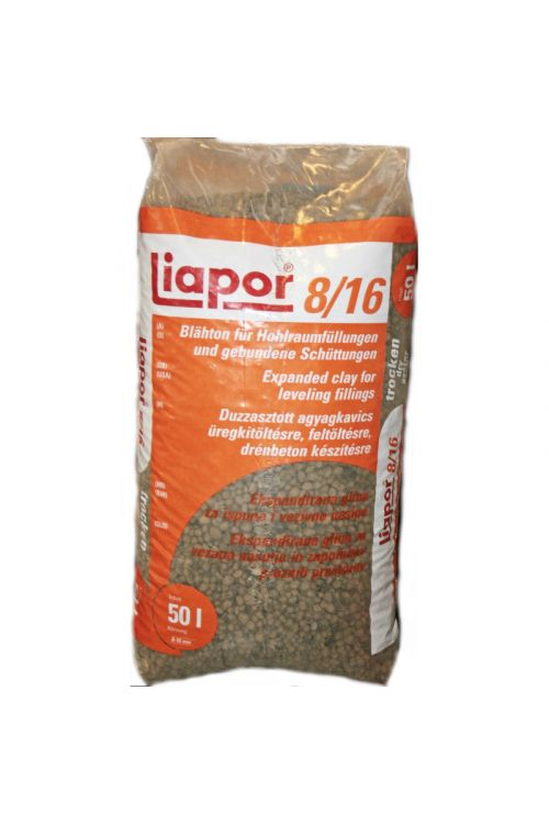 Liapor T (8-16 mm, 50 L)