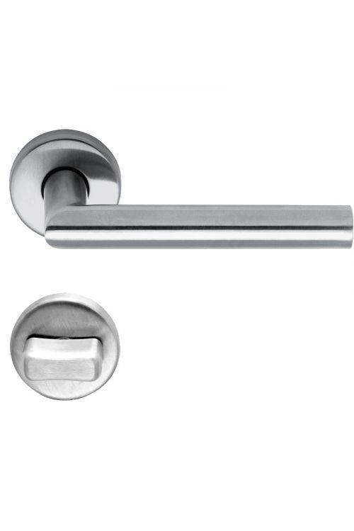 Kljuka za vrata Lienbacher Metro (WC, nerjavno jeklo, debelina vrat: 35-45 mm)