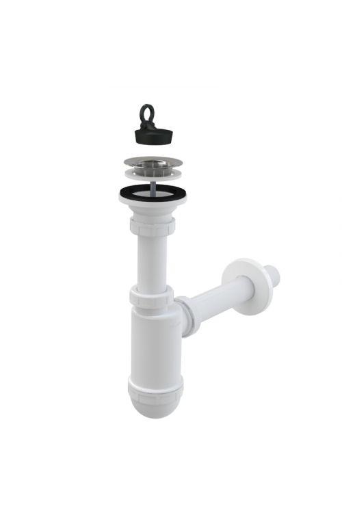 Sifon za umivalnik (DN 32, z zgornjim delom)