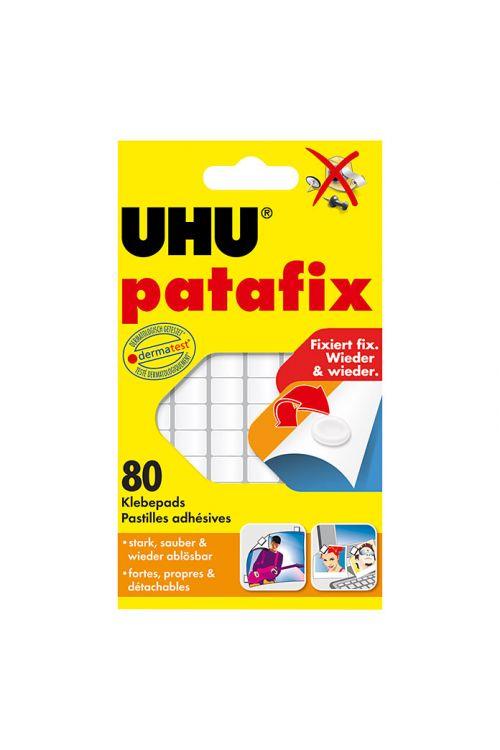 Lepilne blazinice UHU Patafix (80 kosov)