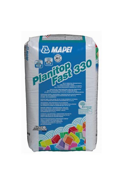 Hitrovezoča malta za nanose Planitop Fast 330 (1 cm debeline: 14,5 kg/m², 25 kg)