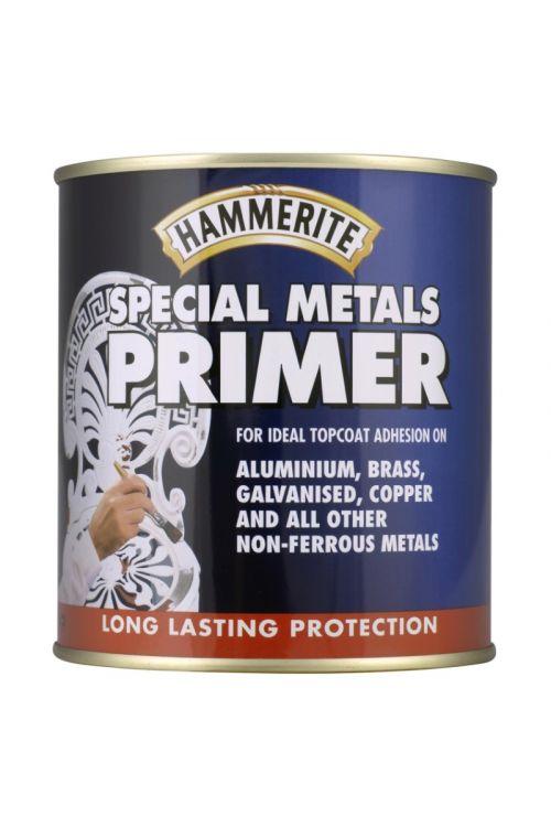 SPECIALNI TEMELJNI PREMAZ ZA KOVINE HAMMERITE PRIMER (500 ml, za temeljno premazovanje pocinkane kovine, aluminija, medenine in bakra, izboljšuje prileganje zaščitne plasti)