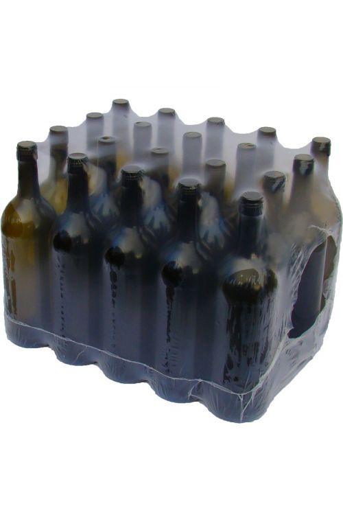 Steklenice za vino z navojem (1 l, 20 kosov)