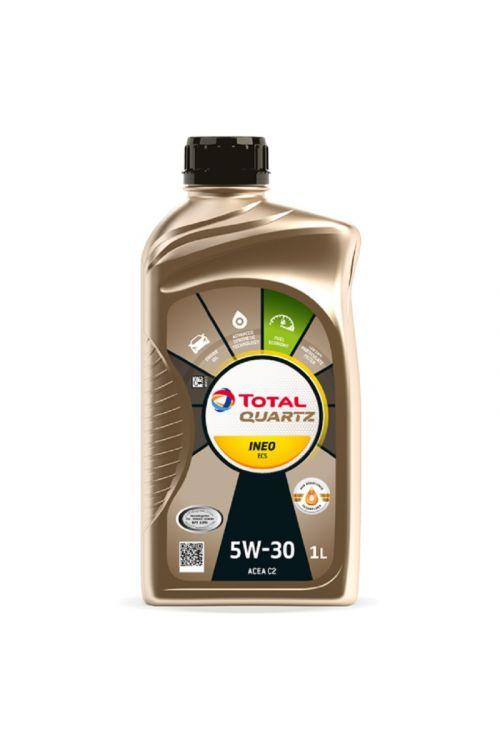 Motorno olje Total Quartz INEO ECS 5W30 (4 l)