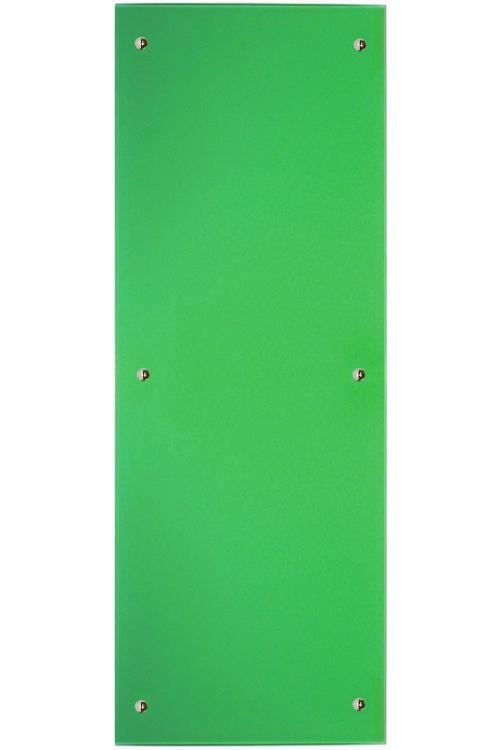 IR stekleni radiator (850 W, 45 x 120 cm, zelen)