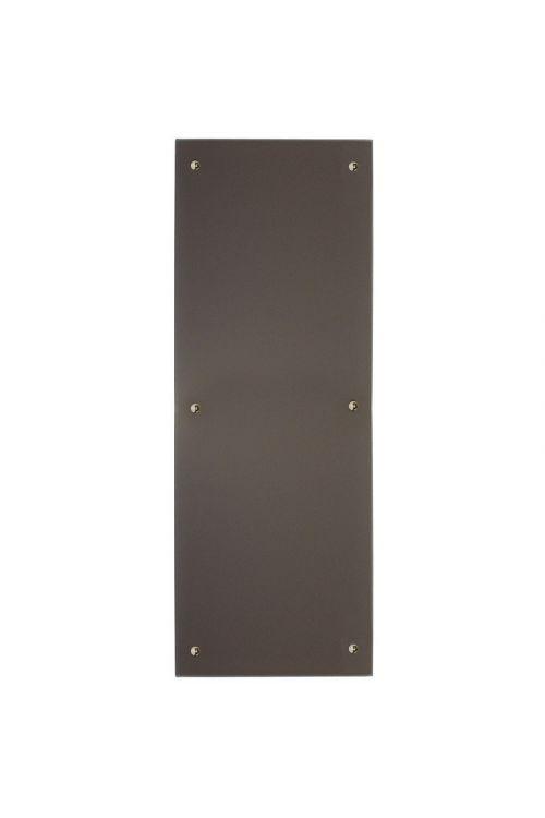IR stekleni radiator (850 W, 45 x 120 cm, siv)