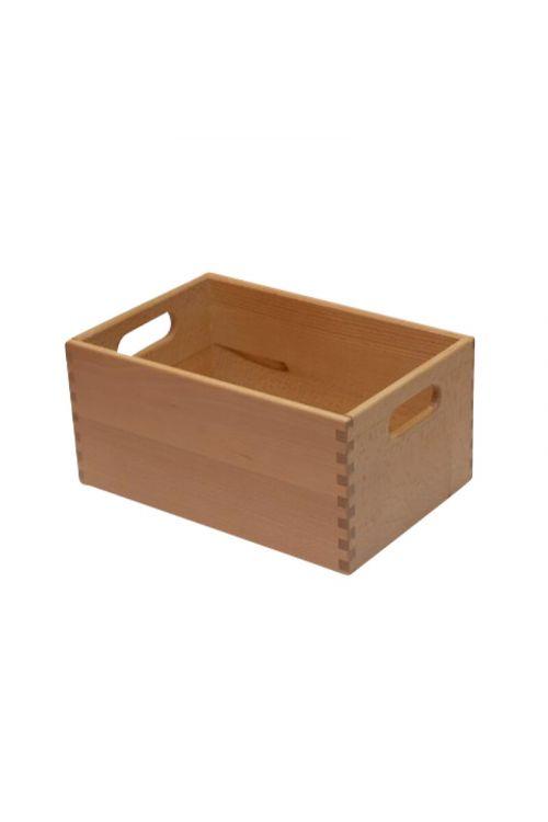 Leseni zaboj (30 x 20 x 15 cm)