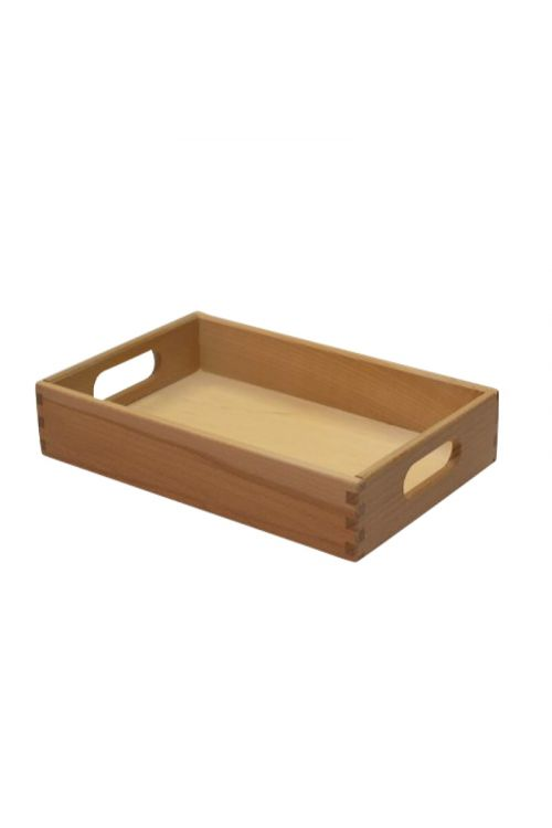 Leseni zaboj (30 x 20 x 7 cm)