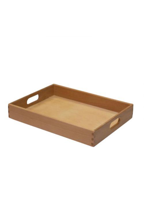 Leseni zaboj (40 x 30 x 7 cm)