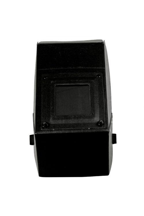 Varilna maska naglavna plastična z steklom 802 (velikost okenca: 100 x 90 mm)