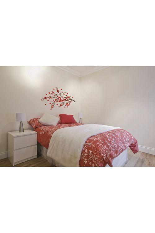 """Dekorativna nalepka """"Red Tree"""" (35 cm x 100 cm)"""