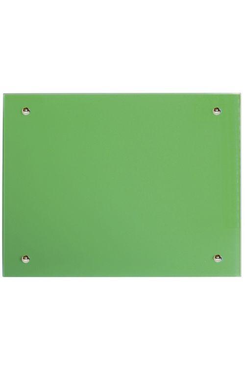 IR stekleni radiator (500 W, 70 x 55 cm, zelen)