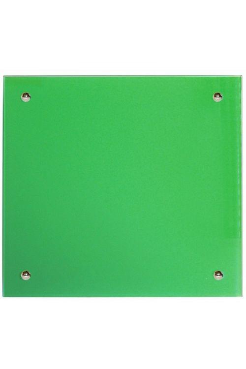 IR stekleni radiator (350 W, 50 x 50 cm, zelen)