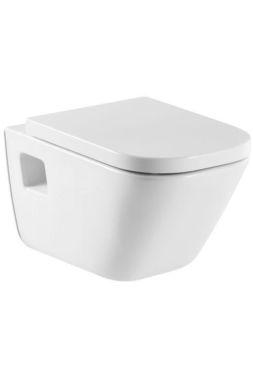 Stenska WC školjka Roca The Gap (brez WC deske)