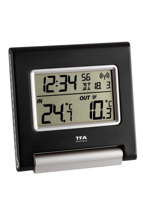 """Termometer TFA """"Spot"""" (digitalni, 10,4 cm, črni)"""