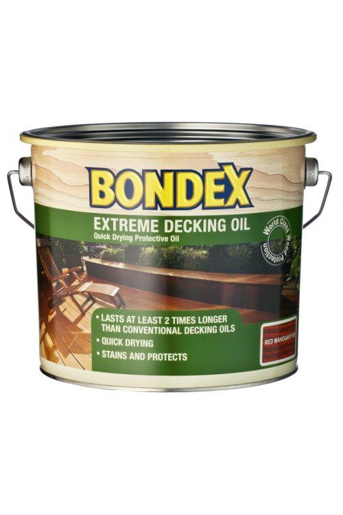 OLJE ZA LES BONDEX DECKING EXTREME  (2,5 l, za zunanje terase in lesene fasade, na vodni osnovi)_2
