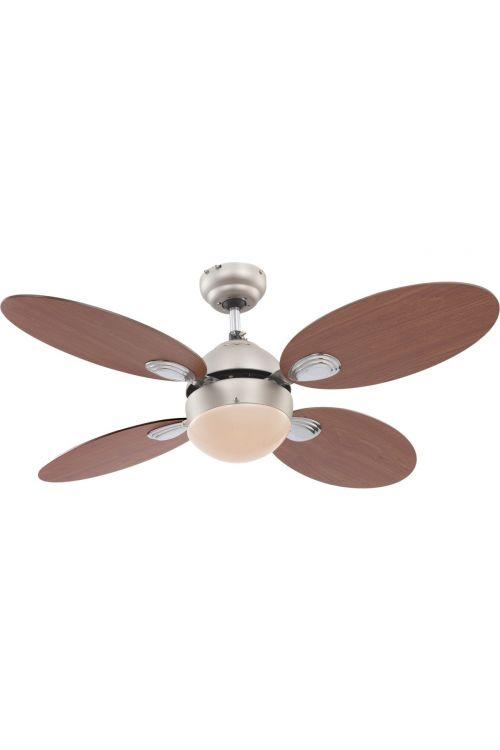 Stropni ventilator Wade (50 W, Ø 106,6 cm, višina 37 cm, osvetlitev 1 x 60 W)