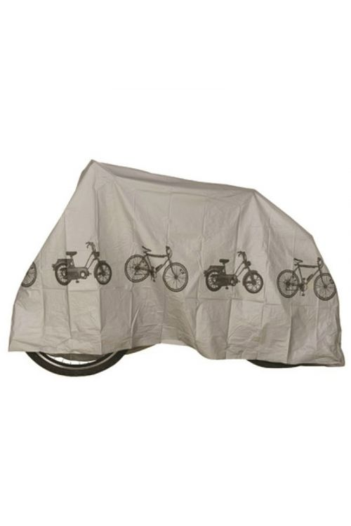 Zaščitna ponjava za kolesa Fischer (vodoodporna, 200 x 110 cm)