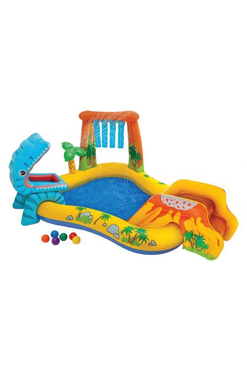 Napihljivi otroški bazen Intex Dinosaur Play (216 l)
