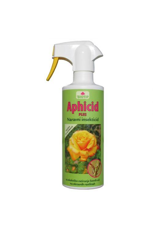 Biotip aphicid, pršilka (500 ml, za zatiranje različnih vrst listnih uši na okrasnih rastlinah, v prostorih in na prostem, takojšnji učinek)