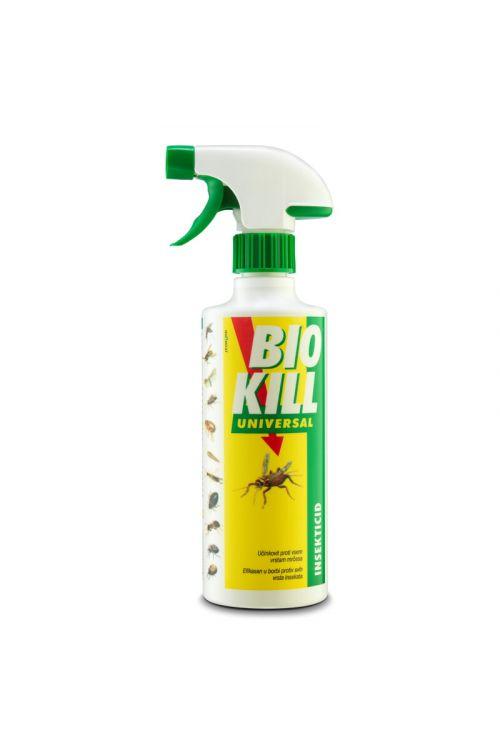 Insekticid s pršilcem Biokill Universal  (500 ml, biološko razgradljiv, ne pušča sledi)