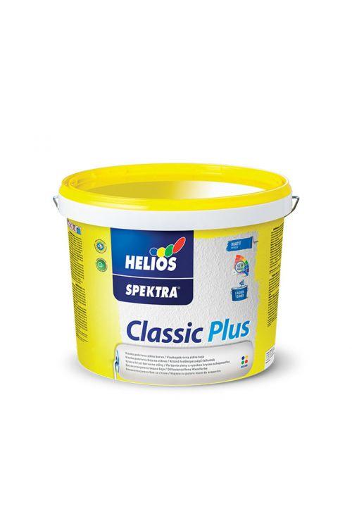 Notranja stenska barva SPEKTRA CLASSIC PLUS (10 l, za dekoracijo in zaščito manj obremenjenih notranjih stenskih in stropnih površin, paroprepustna, možnost večjega redčenja)_2