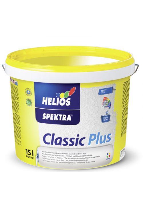 Notranja disperzijska barva SPEKTRA CLASSIC PLUS  (15 l, za dekoracijo in zaščito manj obremenjenih notranjih stenskih in stropnih površin, paroprepustna, možnost večjega redčenja)_2