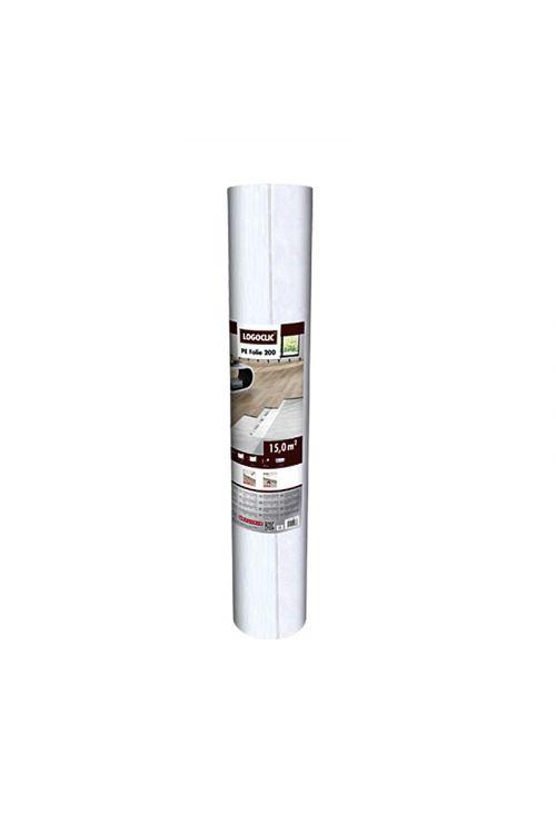 PE-folija za zaščito pred vlago (2 x 7,5 m, 15 m2)
